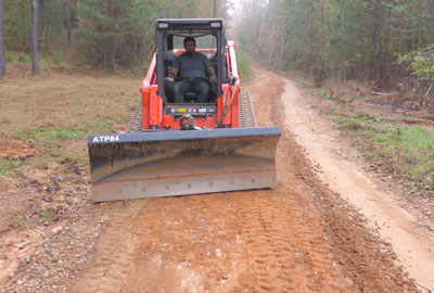 Land Clearing & Forestry Mulching Services- Athens, GA